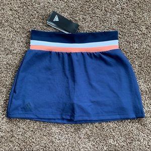 NWT Adidas G Club Skirt